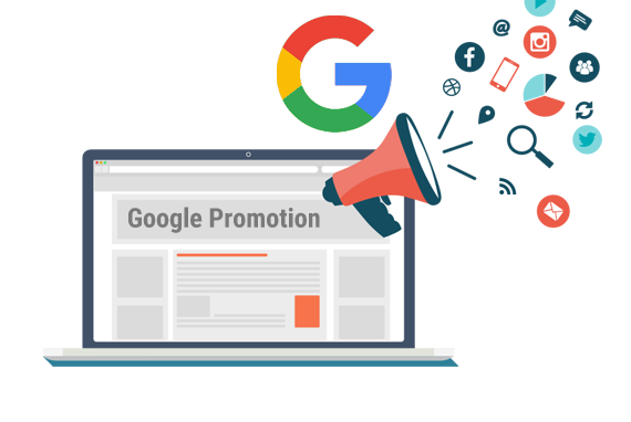 Google promotion in delhi