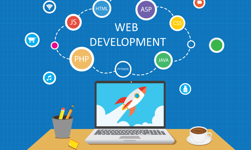 Web developers in Delhi