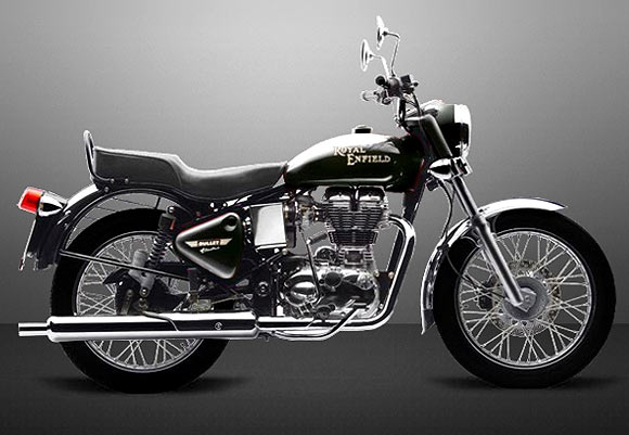 Royal Enfield Electra 350 on Rent