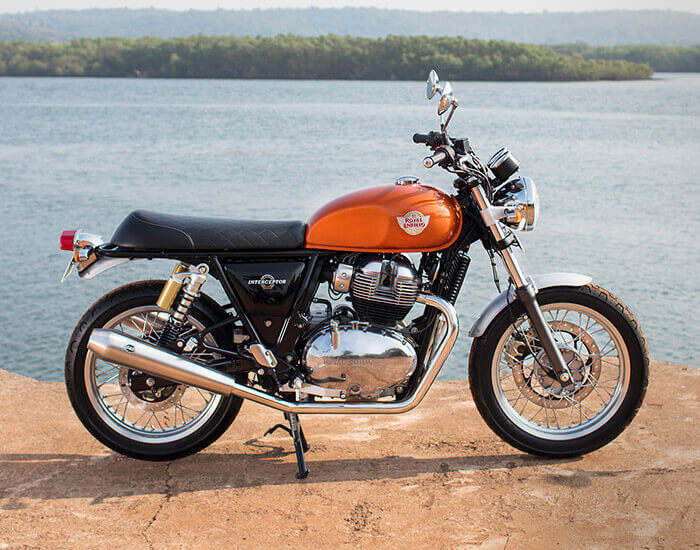 Royal Enfield Motorcycle on Rent in Delhi