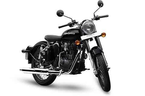 Motorcycle on rent for tours