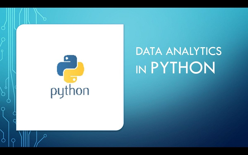 Online Training for Data Analytics With Python