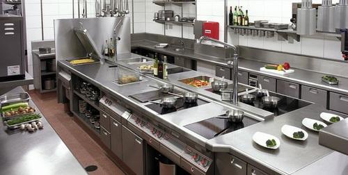 Commercial Kitchen Equipment Manufacturers in Greater Kailash