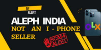 Dont Get cheated By Fraudsters